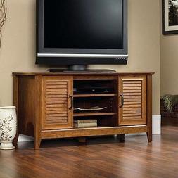 Rustic TV Stand Flat Screens Unit Entertainment Center AV Co