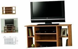 "Sauder Beginnings TV Stand, For TV's up to 42"", Highland Oak"