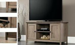 "Sauder County Line Panel TV Stand, For TVs up to 47"", Salt O"