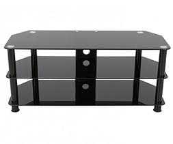 AVF SDC1140CMBB-A  TV Stand with Cable Management for up to