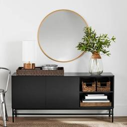 Smart TV Stand 4K Credenza Buffet Table Sideboard Storage Co