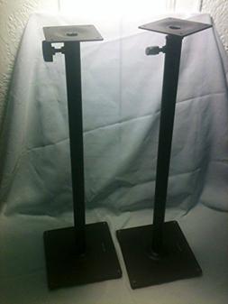 Edifier SS02 S1000DB / S2000PRO Wood Grain Speaker Stands En