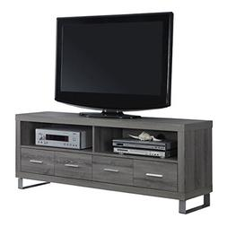 "MRT SUPPLY Specialties 60"" Entertainment Center TV Stand wit"