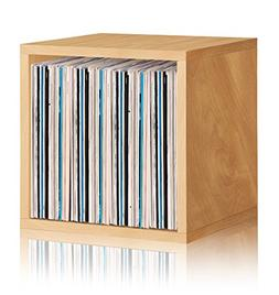 Way Basics Extra Large Stackable LP Album Shelf Vinyl Record
