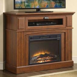 Whalen Sumner Corner Media Electric Fireplace for TVs up to