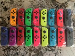 switch joy con single neon blue red