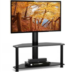 Whalen Furniture Santa Fe 3 In 1 Tv Stand Tv Stand