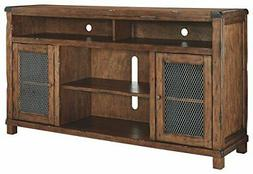 Signature Design by Ashley Tamonie Extra Large TV Stand with