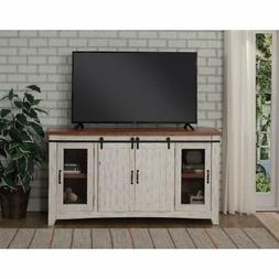"Martin Svensson Home 90906 Taos 65"" TV Stand, Antique White"