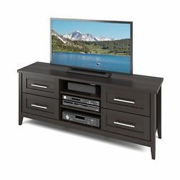 "CorLiving TJK-681-B Jackson TV Bench, 60"", Espresso"