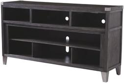 Signature Design By Ashley Todoe Large Tv Stand With Firepla