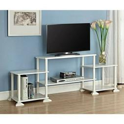 Mainstays No Tools 3-Cube Storage Entertainment Center for T