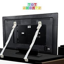 Tot Strong Anti-Tip Furniture and Flat Screen TV Safety Anch