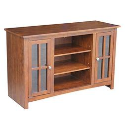 48 in. TV Cabinet in Espresso Finish