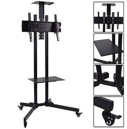 "Produit Royal TV Cart Stand Plasma Fits 32""to 65"" TV Mount L"