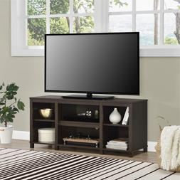 """TV Console Stand 50"""" Media Entertainment Center Theater Wood"""