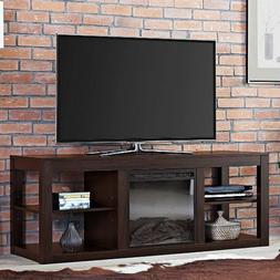 Media Fireplace for TV's up to 65 inch Entertainment Center
