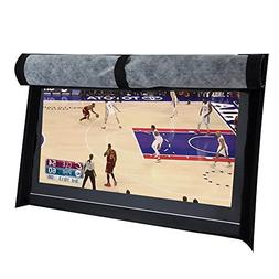 "BroilPro Accessories Outdoor 50"" TV Set Cover,Scratch Resist"