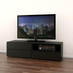 Nexera 60-inch TV Stand 223106, Black
