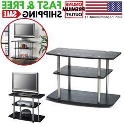 Convenience Concepts TV Stand 3-Tier Shelf Organizer 131020