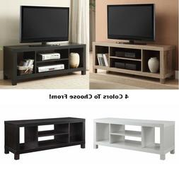 TV Stand 42 Inch Wood Media Console Entertainment Center Gam
