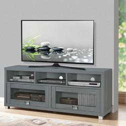 Techni Mobili TV Stand Gaming Console Entertainment Unit Med