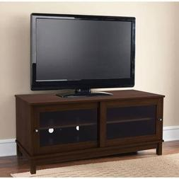 "Whalen Brown Closed Door 3-in-1 TV Stand for TVs up to 52"" W"