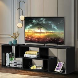 TV Stand Cabinet Unit DIY Bookcase Bookshelf Display Enterta