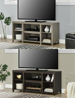 "TV STAND CONSOLE 50"" MEDIA ENTERTAINMENT Center Home Theater"