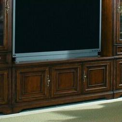 "Beaumont Lane 65"" TV Stand in Distressed Medium Cherry"