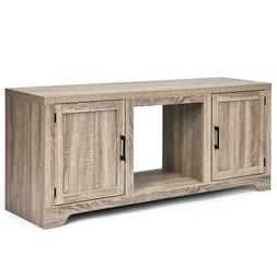 TV Stand Entertainment Center Console Home Media Storage W/