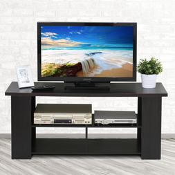 TV Stand Entertainment Center Fits TVs Up to 50 in. with Cab