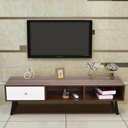 TV Stand Entertainment Center Furniture Console Media Storag
