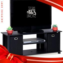 TV Stand Entertainment Center Furniture Console Media Storag
