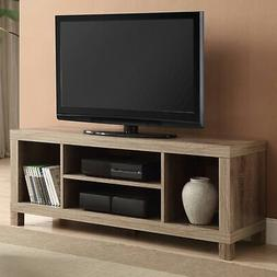 TV Stand Entertainment Center Furniture Media Storage Shelf