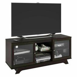 TV Stand Entertainment Center Modern Wood Television Media C