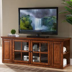 TV Stand For Flat Screens Console Credenza Media Storage Cab