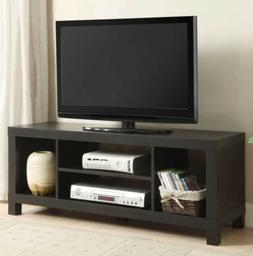"Mainstays TV Stand for TVs up to 42"", True Black Oak"
