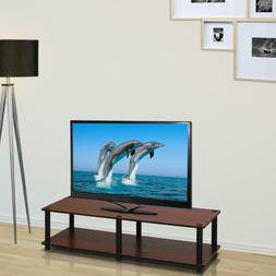 TV Stand Just No-Tools Low Rise Wide TV Stand or Play Table,