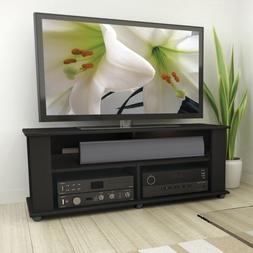 TV Stand Media Storage Cabinet Home Entertainment Center Sou