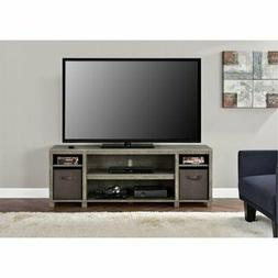 TV Stand Television Stands 65 In Storage Cabinet Bin Theater