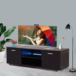 "Tobbi 47"" TV Stand Unit Cabinet Console Living Room Furnitur"