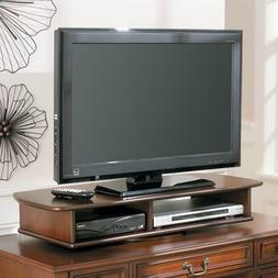 TV Stand Wide Swivel Turntable Television Stands Component S