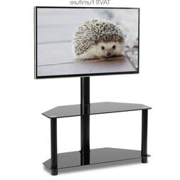 TV Stand with Swivel Mount for 32''-55'' Plasma/LCD/LED/Flat
