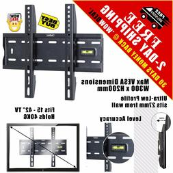 TV Wall Mount Base Stand Holder For 15-42 inch LCD LED 3D Pl