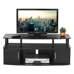 Universal Flat Screen TV Stand Media Console Entertainment S