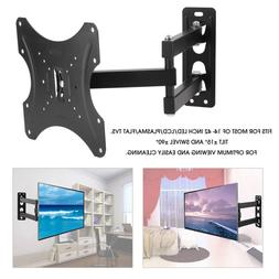 Universal <font><b>TV</b></font> Wall Mount Bracket Swivel T
