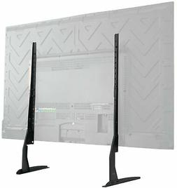 VIVO Universal LCD Flat Screen TV Table Top VESA Mount Stand