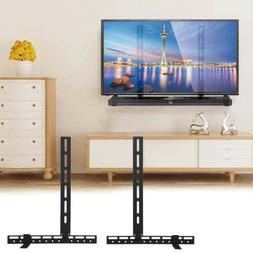 Universal Sound Bar Bracket Under TV Wall Mount Smart TV Sta