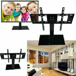 Universal Tabletop TV Stand Pedestal Base Wall Mount for 37""